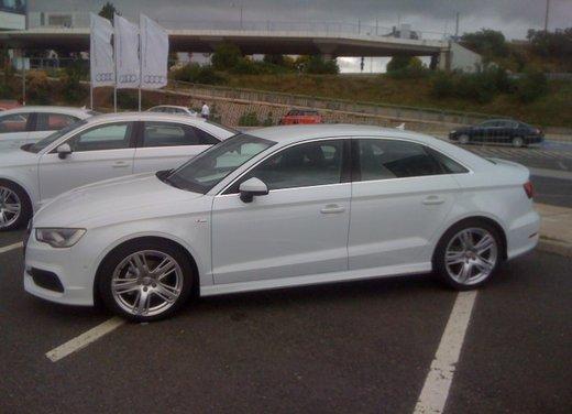 Audi A3 Sedan al via le vendite della A3 berlina, prezzo da 29.400 euro - Foto 6 di 25