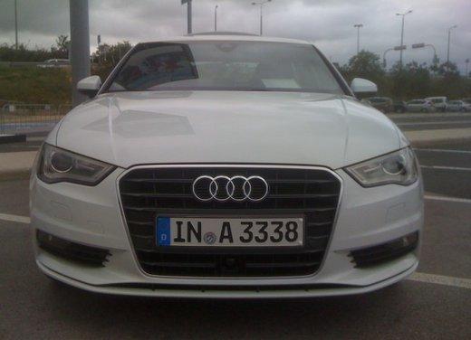 Audi A3 Sedan al via le vendite della A3 berlina, prezzo da 29.400 euro - Foto 9 di 25