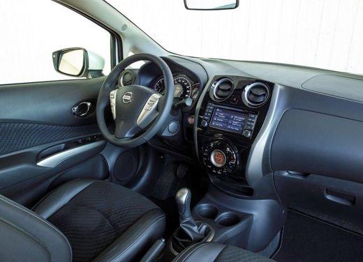 Nissan Note nuovo listino prezzi a partire da 13.550 euro - Foto 18 di 27