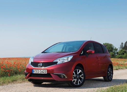Nissan Note nuovo listino prezzi a partire da 13.550 euro - Foto 4 di 27