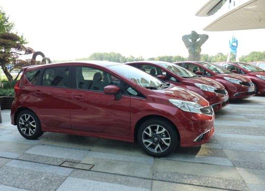 Nissan Note nuovo listino prezzi a partire da 13.550 euro - Foto 1 di 27