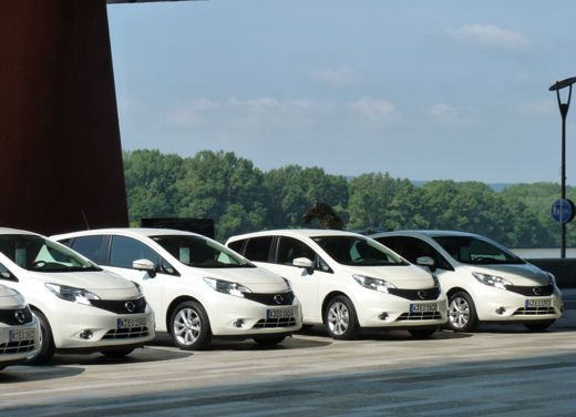 Nissan Note nuovo listino prezzi a partire da 13.550 euro - Foto 7 di 27