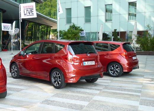 Nissan Note nuovo listino prezzi a partire da 13.550 euro - Foto 2 di 27