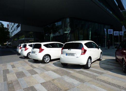Nissan Note nuovo listino prezzi a partire da 13.550 euro - Foto 13 di 27