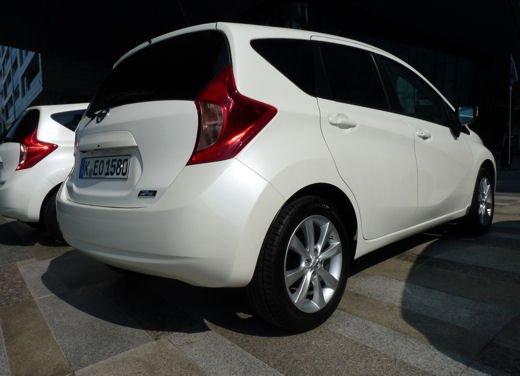 Nissan Note nuovo listino prezzi a partire da 13.550 euro - Foto 12 di 27