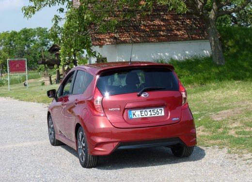 Nissan Note nuovo listino prezzi a partire da 13.550 euro - Foto 5 di 27
