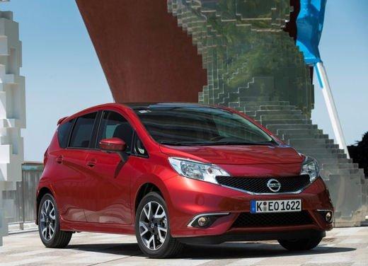 Nissan Note nuovo listino prezzi a partire da 13.550 euro - Foto 10 di 27