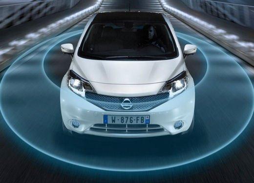 Nissan Note nuovo listino prezzi a partire da 13.550 euro - Foto 11 di 27