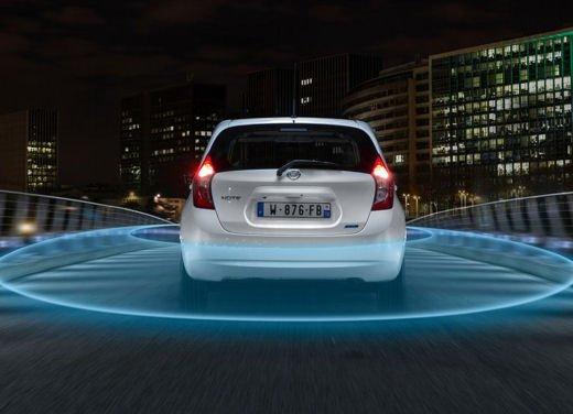 Nissan Note nuovo listino prezzi a partire da 13.550 euro - Foto 8 di 27