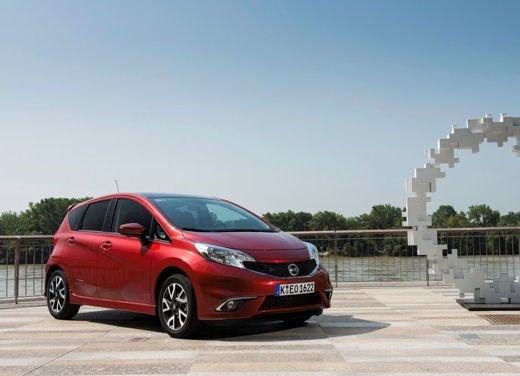 Nissan Note nuovo listino prezzi a partire da 13.550 euro - Foto 9 di 27