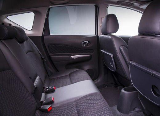 Nissan Note nuovo listino prezzi a partire da 13.550 euro - Foto 14 di 27