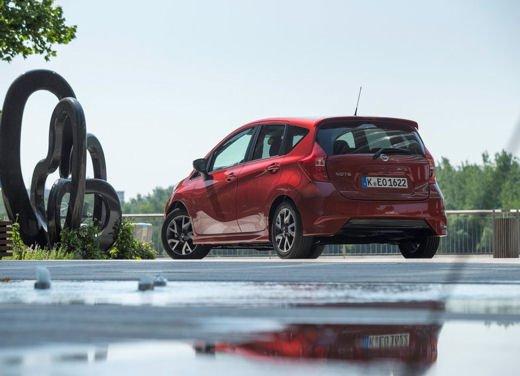Nissan Note nuovo listino prezzi a partire da 13.550 euro - Foto 15 di 27