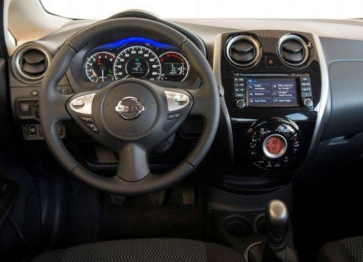 Nissan Note nuovo listino prezzi a partire da 13.550 euro - Foto 17 di 27