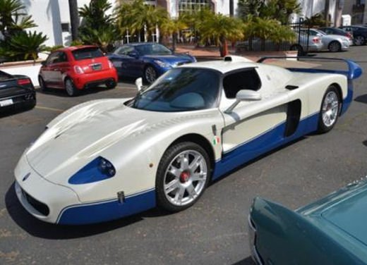Maserati MC12 in vendita a 1.1 milioni di euro in California