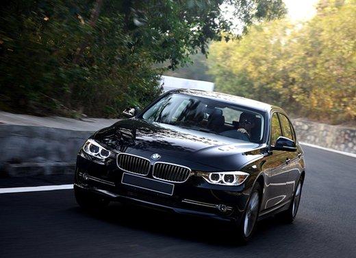 BMW Serie 3 diesel e benzina prestazioni e consumi delle versioni entry level