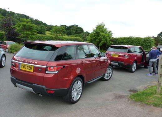Nuova Land Rover Range Rover Sport Test Drive - Foto 2 di 39
