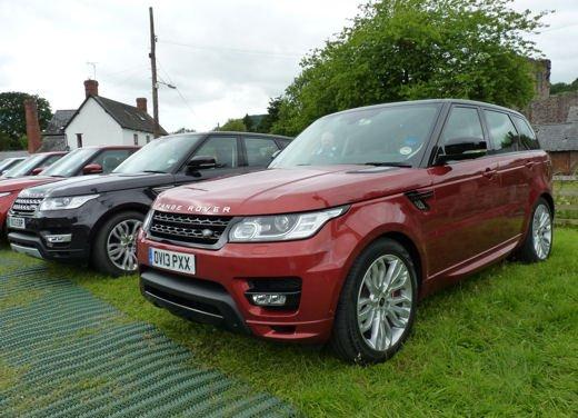 Nuova Land Rover Range Rover Sport Test Drive - Foto 6 di 39