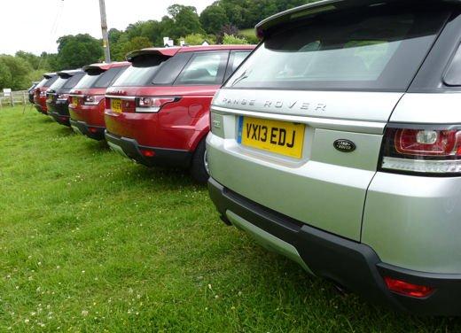 Nuova Land Rover Range Rover Sport Test Drive - Foto 12 di 39