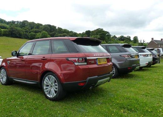 Nuova Land Rover Range Rover Sport Test Drive - Foto 13 di 39
