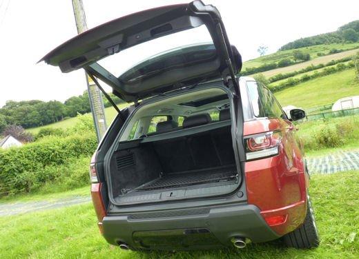 Nuova Land Rover Range Rover Sport Test Drive - Foto 15 di 39