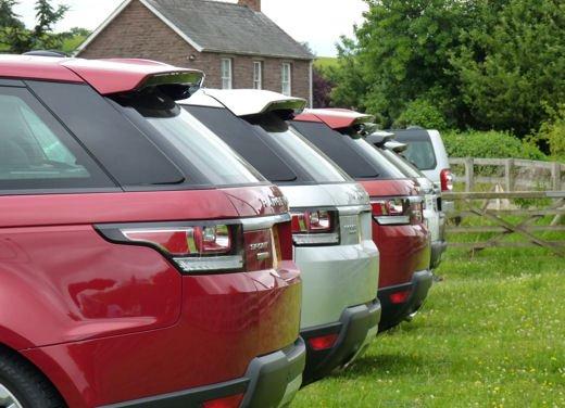 Nuova Land Rover Range Rover Sport Test Drive - Foto 7 di 39