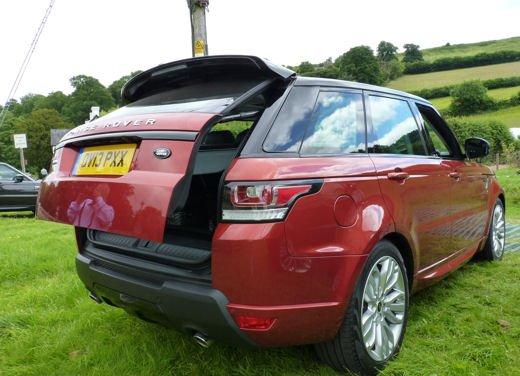 Nuova Land Rover Range Rover Sport Test Drive - Foto 17 di 39