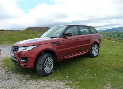 Nuova Land Rover Range Rover Sport Test Drive - Foto 18 di 39