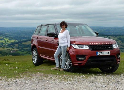 Nuova Land Rover Range Rover Sport Test Drive - Foto 19 di 39
