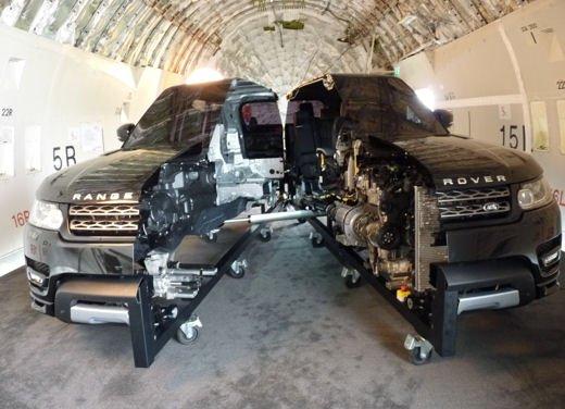 Nuova Land Rover Range Rover Sport Test Drive - Foto 16 di 39
