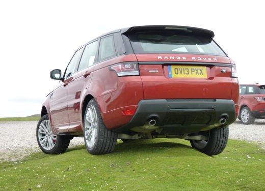 Nuova Land Rover Range Rover Sport Test Drive - Foto 20 di 39