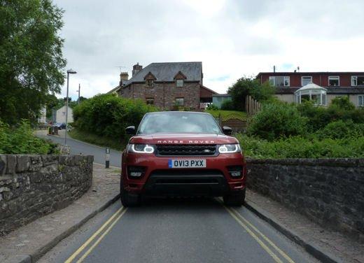 Nuova Land Rover Range Rover Sport Test Drive - Foto 21 di 39