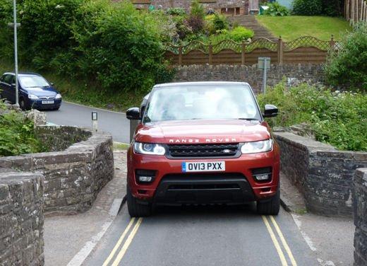 Nuova Land Rover Range Rover Sport Test Drive - Foto 22 di 39