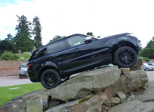 Nuova Land Rover Range Rover Sport Test Drive - Foto 23 di 39