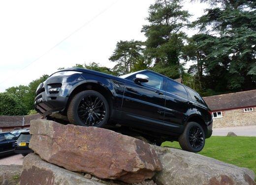 Nuova Land Rover Range Rover Sport Test Drive - Foto 24 di 39