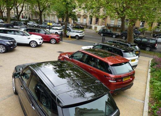 Nuova Land Rover Range Rover Sport Test Drive - Foto 25 di 39