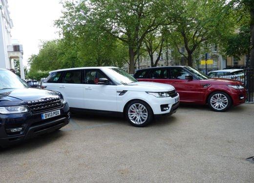 Nuova Land Rover Range Rover Sport Test Drive - Foto 11 di 39