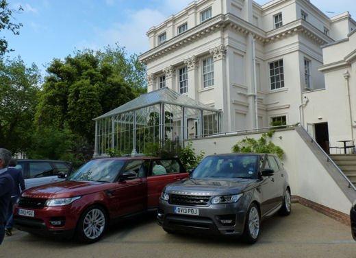 Nuova Land Rover Range Rover Sport Test Drive - Foto 27 di 39