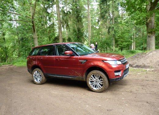 Nuova Land Rover Range Rover Sport Test Drive - Foto 28 di 39