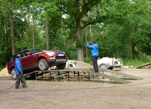 Nuova Land Rover Range Rover Sport Test Drive - Foto 30 di 39