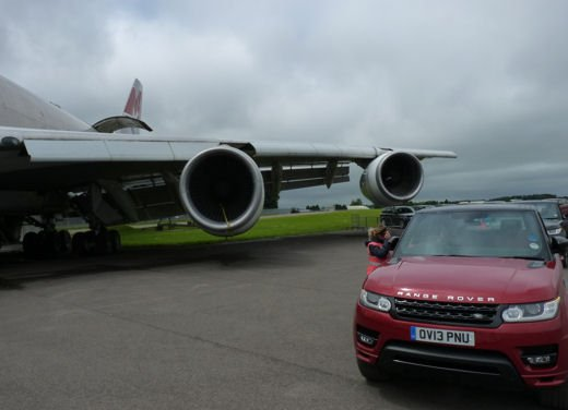 Nuova Land Rover Range Rover Sport Test Drive - Foto 37 di 39