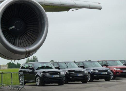 Nuova Land Rover Range Rover Sport Test Drive - Foto 3 di 39
