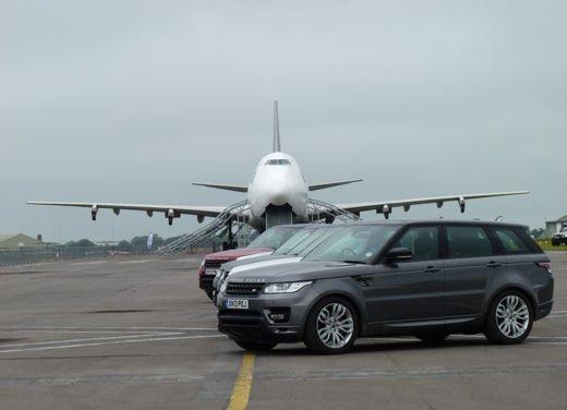 Nuova Land Rover Range Rover Sport Test Drive - Foto 9 di 39