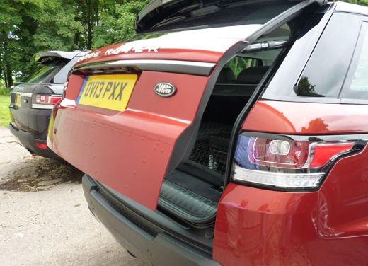 Nuova Land Rover Range Rover Sport Test Drive - Foto 4 di 39