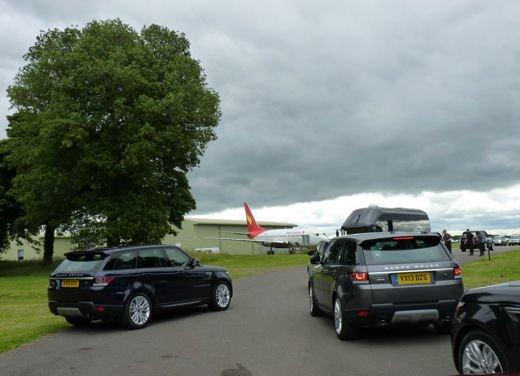 Nuova Land Rover Range Rover Sport Test Drive - Foto 5 di 39