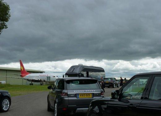 Nuova Land Rover Range Rover Sport Test Drive - Foto 8 di 39
