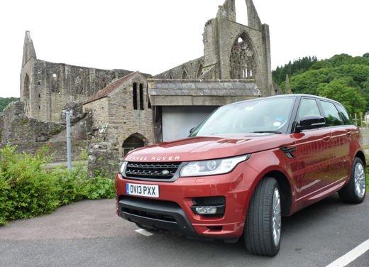 Nuova Land Rover Range Rover Sport Test Drive - Foto 1 di 39