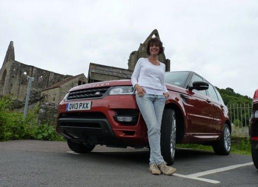 Nuova Land Rover Range Rover Sport Test Drive - Foto 10 di 39