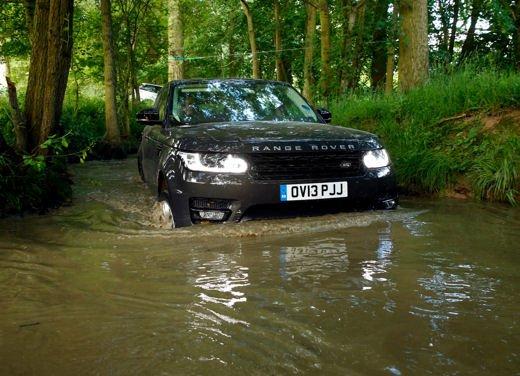 Nuova Land Rover Range Rover Sport Test Drive - Foto 39 di 39