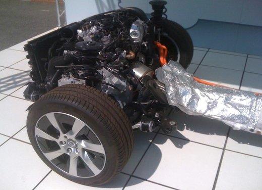 Volvo V60 Plug in Hybrid prova su strada - Foto 22 di 22