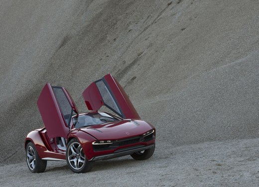Giugiaro Parcour al Goodwood Festival of Speed